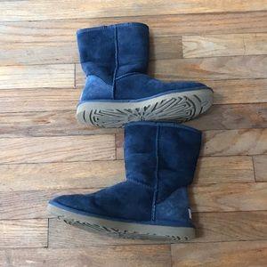 Navy Blue Ugg Boots